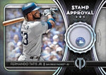 2020 Topps Tribute Baseball, Pack