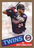 2020 Topps Update Series Hobby Baseball, Pack
