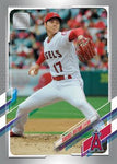 2021 Topps Series 1 Jumbo Baseball, Pack