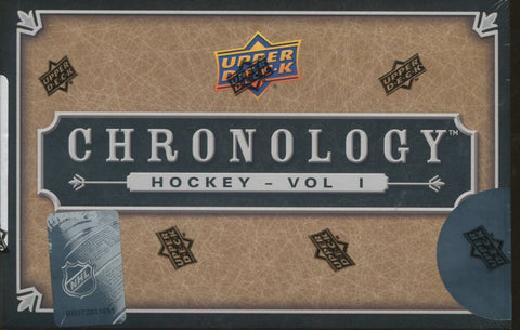 2018-19 Upper Deck Chronology Hockey, Box
