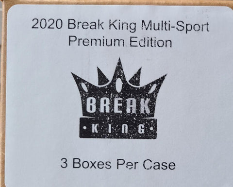 2020 Break King Multi-Sport Premium Edition, Case