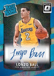 2017-18 Panini Donruss Optic Fast Break Basketball, Pack