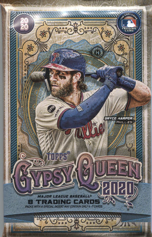 2020 Topps Gypsy Queen Baseball, Pack