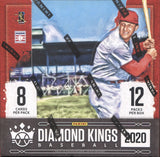 2020 Panini Diamond Kings Hobby Baseball, Box