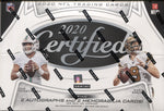 2020 Panini Certified Hobby Football, Box