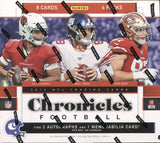 2019 Panini Chronicles Hobby Football, Box