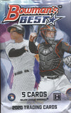 2020 Bowman Best Hobby Baseball, Pack