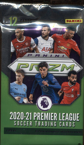 2020-21 Panini Prizm English Premier League Hobby Soccer, Pack