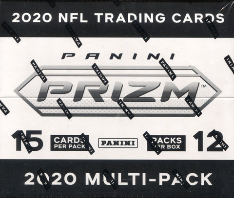 2020 Panini Prizm Cello Multi-Pack Football, Box
