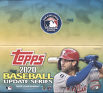 2020 Topps Update Series Retail Baseball, Box