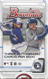 2020 Bowman Jumbo HTA Baseball, Box
