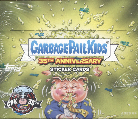 2020 Topps Garbage Pail Kids Series 2 Hobby, Box