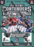 2019 Panini Contenders Fanatics Football, Blaster Box