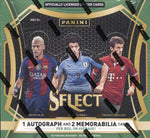 2016-17 Panini Select Hobby Soccer, Box