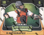 2019 Panini Contenders Draft Picks Hobby Baseball, Box