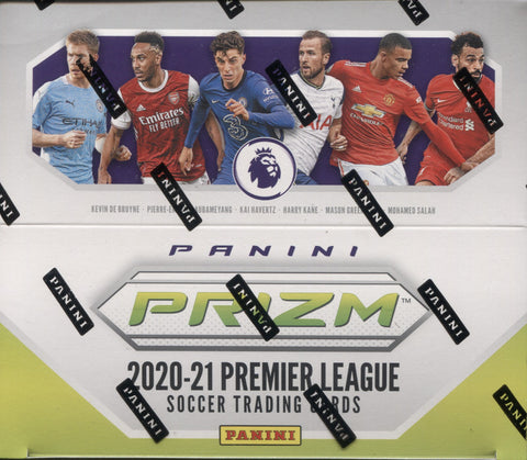 2020-21 Panini Prizm English Premier League Breakaway Soccer, Box