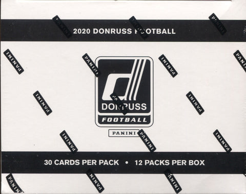 2020 Panini Donruss Fat Pack Football, Box