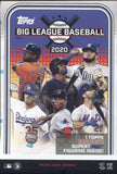 2020 Topps Big League Collector Baseball, Box