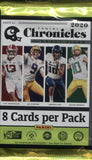 2020 Panini Chronicles Draft Hobby Football, Pack