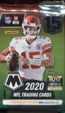 2020 Panini Mosaic Hobby Football, Pack