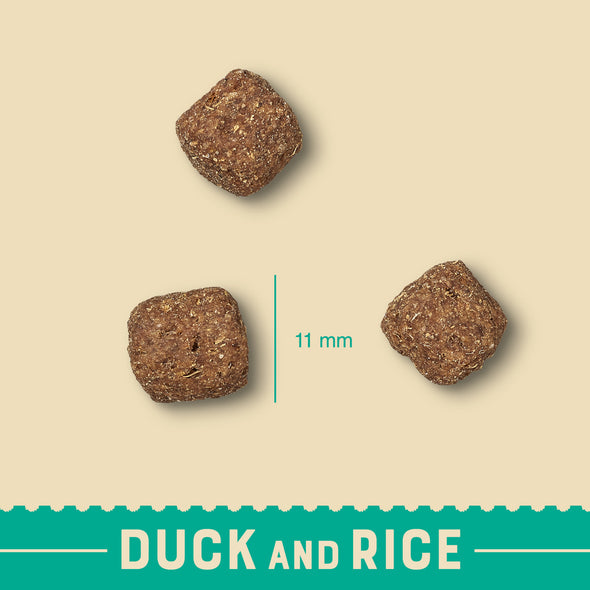 Adult Small Breed Duck & Rice Dry Dog Food