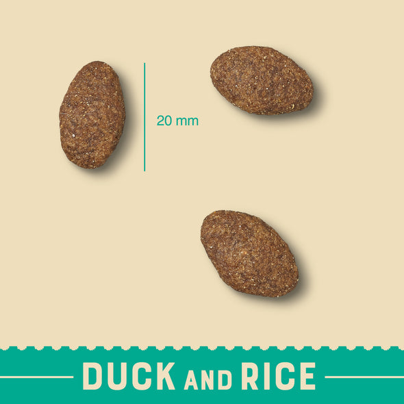 Senior Duck & Rice Dry Dog Food