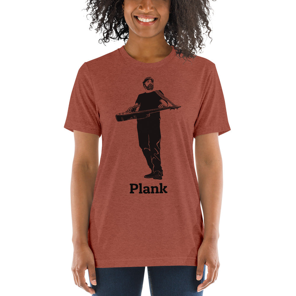 Plank short sleeve t-shirt