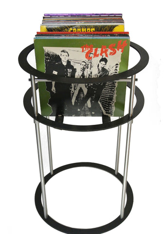 Vinyl record pedestal LPC by Wax Rax