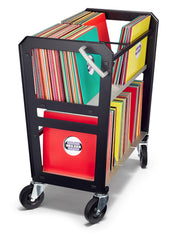 RC-2 vinyl LP cart gives superior access to your records.