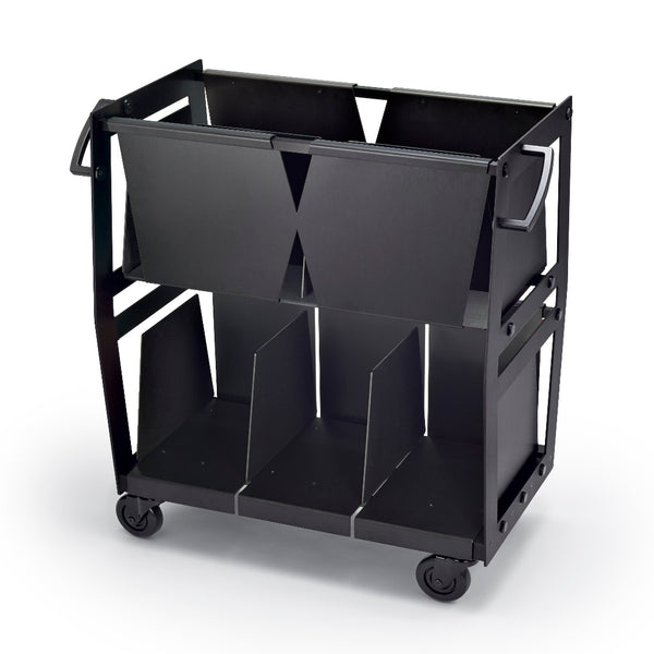 RC-1 Vinyl Record Cart