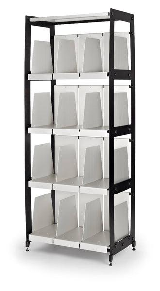 LP-V4 Vinyl Record Tower Shelving