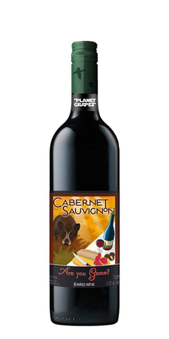 2016 Are You Game Cabernet Sauvignon 75CL