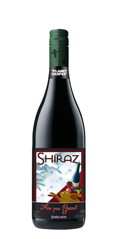 2015 Are You Game Shiraz 75CL