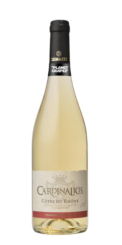 2017 Cardinalices Blanc 75CL