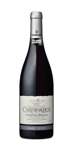 2016 Cardinalices Rouge Grande Reserve