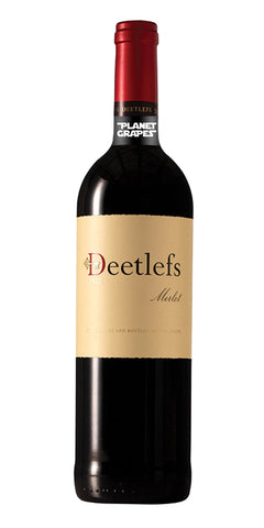 2015 Deetlefs Estate Merlot 75CL