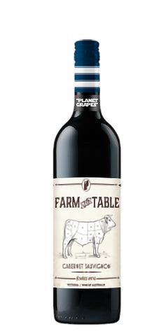 2016 Farm To Table Cabernet Sauvignon 75CL