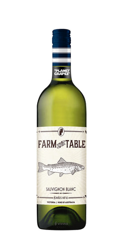 2018 Farm To Table Sauvignon Blanc 75CL