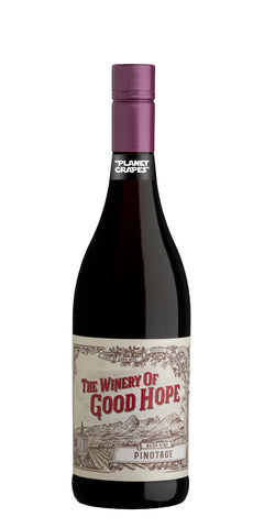 2018 Good Hope Bush Vine Pinotage 75CL