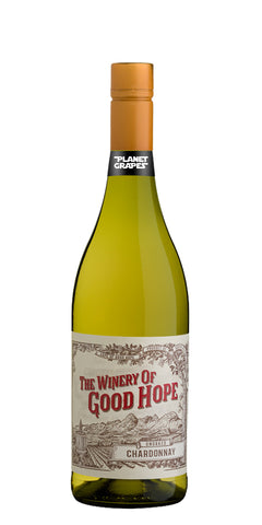 2019 Good Hope Unoaked Chardonnay 75CL