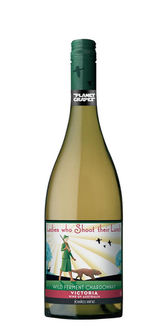 2018 Ladies Who Shoot Their Lunch Chardonnay 75CL