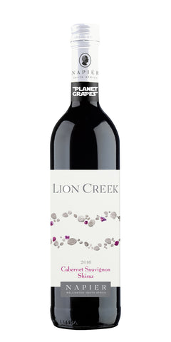 2017 Lion Creek Cabernet Sauvignon-Shiraz 75CL