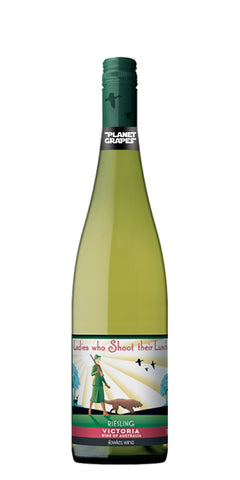 2017 Ladies Who Shoot Their Lunch Riesling 75CL