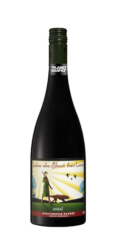 2016 Ladies Who Shoot Their Lunch Shiraz 75CL