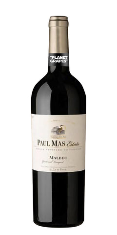 2017 Paul Mas Estate Malbec 75CL