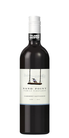 2016 Sand Point Cabernet Sauvignon 75CL