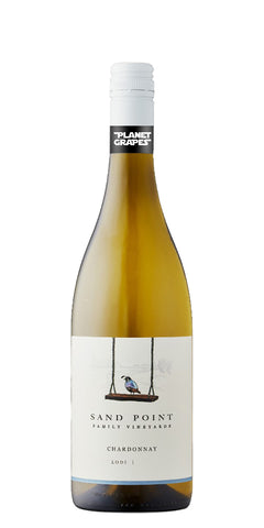 2016 Sand Point Chardonnay 75CL