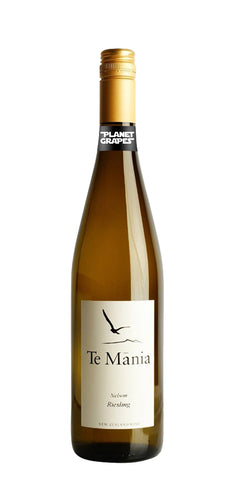 2019 Te Mania Riesling 75CL