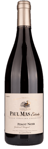 2018 Paul Mas Estate Pinot Noir 75CL