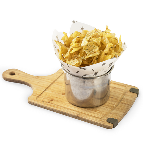 Potato Chips with Parmesan